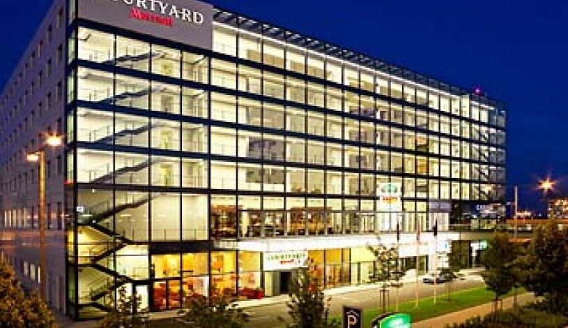 Hotel Marriott Courtyard Prague Airport Praha