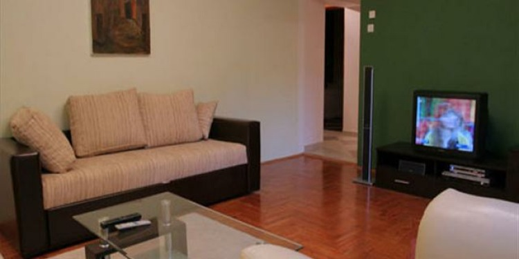 1-bedroom Apartment Zagreb with kitchen for 5 persons