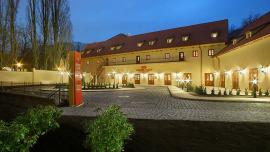 Lindner Hotel Prague Castle Praha
