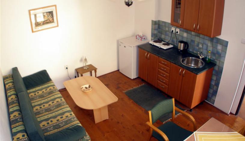 Aparthotel Biskupsky Dvur Praha - Apartment (2 rooms+kitchen)