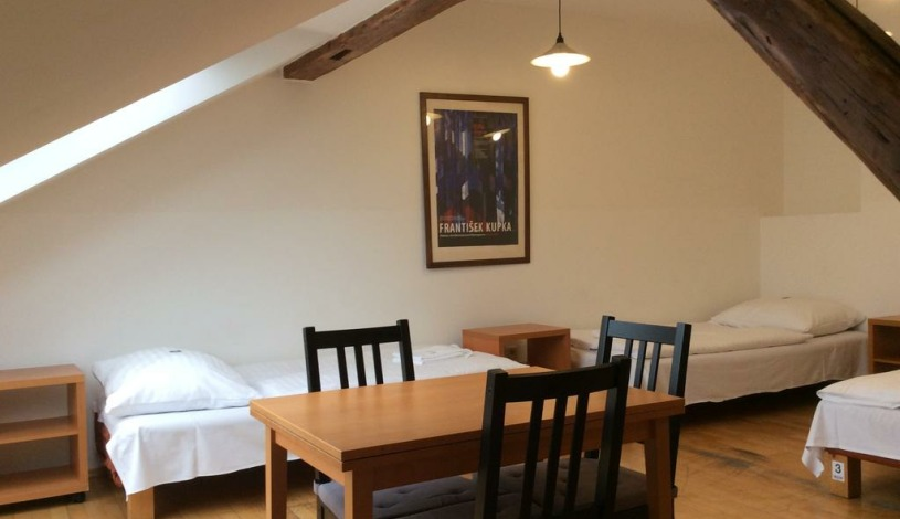 Pension and Hostel Dlouha Praha