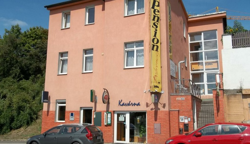 Pension Dobroucky Praha