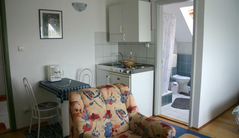 Apartment Doktor Babócsay utca Hévíz - Apt 30108