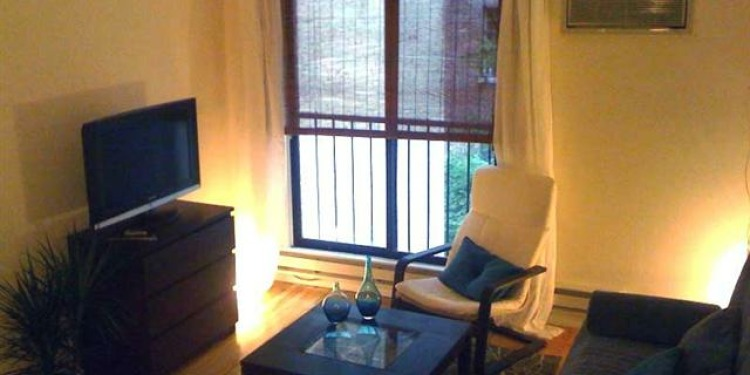 2-bedroom Apartment New York Midtown with kitchen for 6 persons