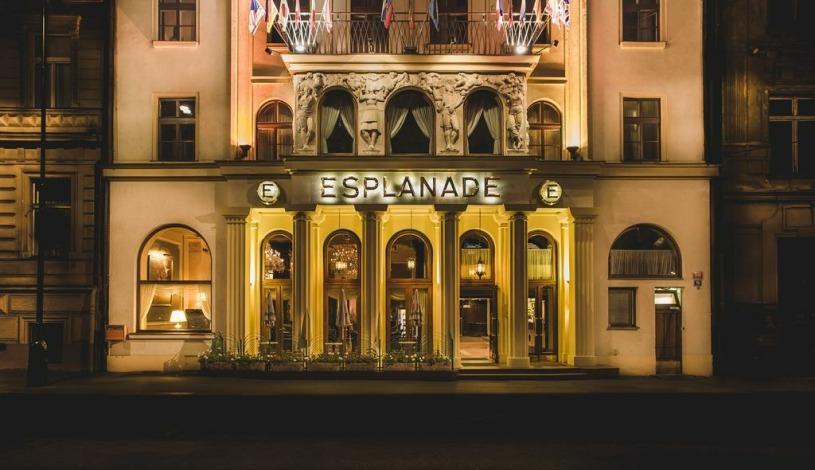 HOTEL ESPLANADE PRAHA Praha