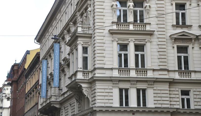 Hotel Eurostars David Praha