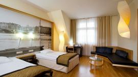 Falkensteiner Hotel Maria Prag Praha - Pokój 2-osobowy Deluxe