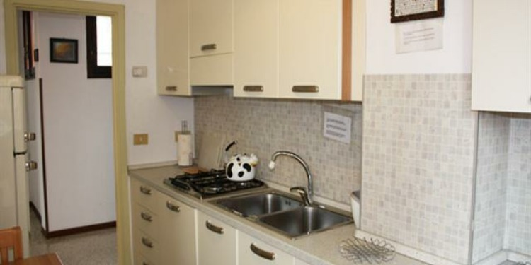 3-bedroom Venezia Dorsoduro with kitchen for 7 persons