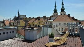 Freedom Square Apartments Brno