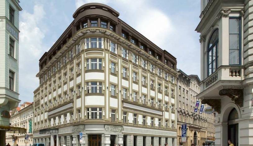 NYX hotel Prague Praha