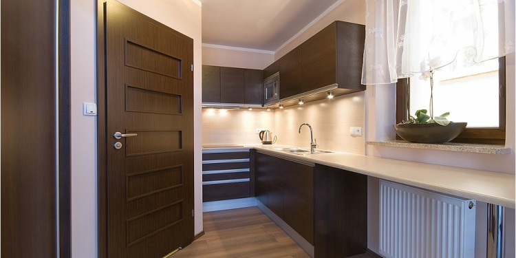 Studio Apartment Sopot with-balcony and with kitchen