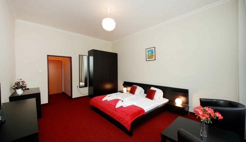 Aparthotel GEO Praha - Pokój 2-osobowy