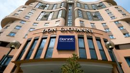 Dorint Hotel Don Giovanni Prague Praha