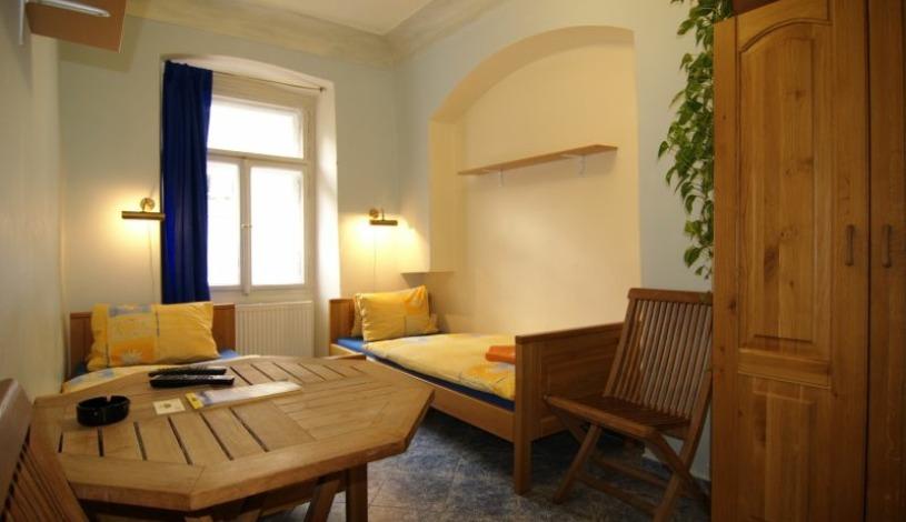 Pension Golden Horse House Praha - Double room