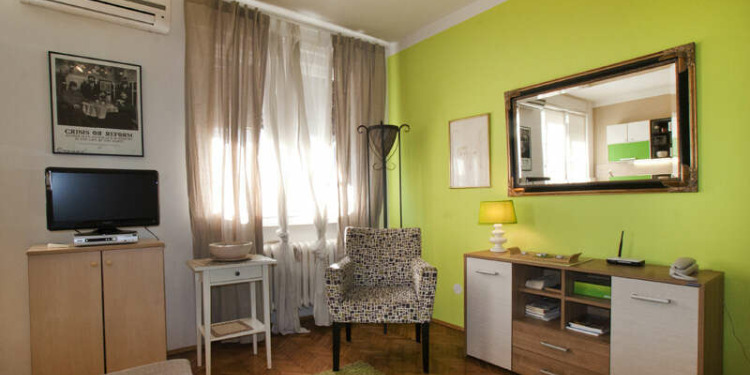 Studio Beograd Apartment Dorćol with kitchen for 2 persons