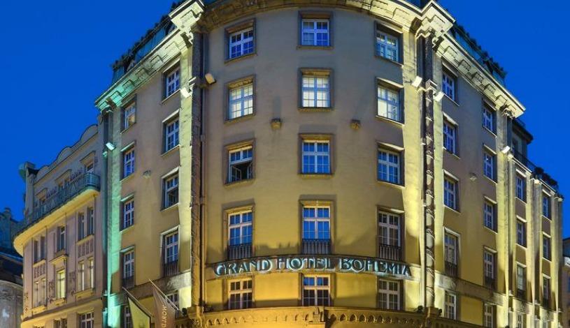 Grand Hotel Bohemia Praha