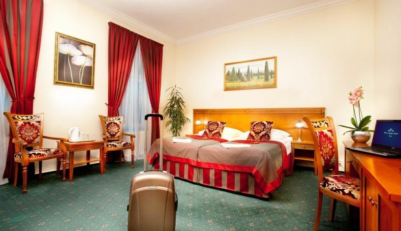 GREEN GARDEN HOTEL Praha