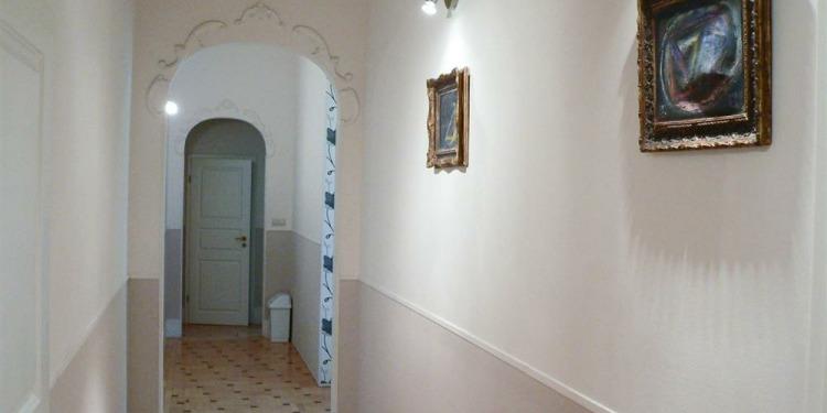 3-ložnicové Apartmá Budapest Belváros s kuchyní pro 9 osob