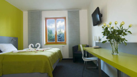 Hotel Herrmes Praha - Single room, Double room