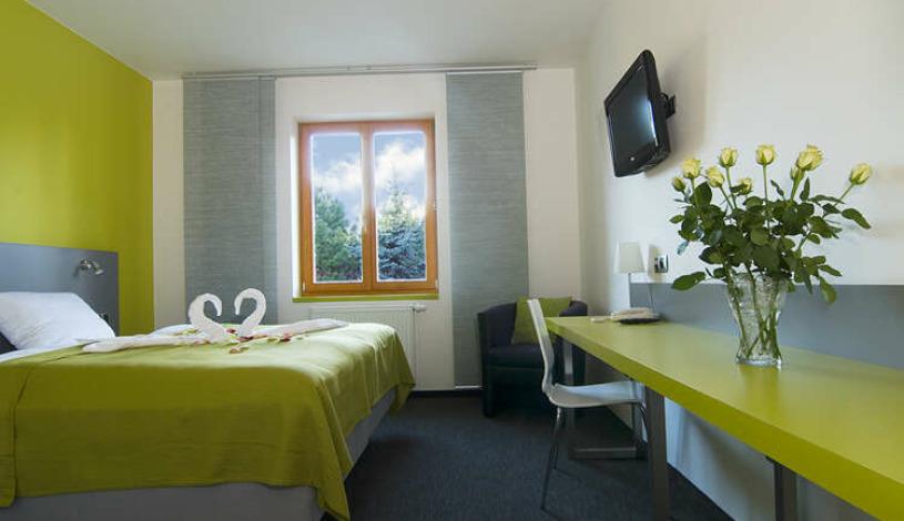 Hotel Herrmes Praha - Pokoj pro 1 osobu, Pokoj pro 2 osoby
