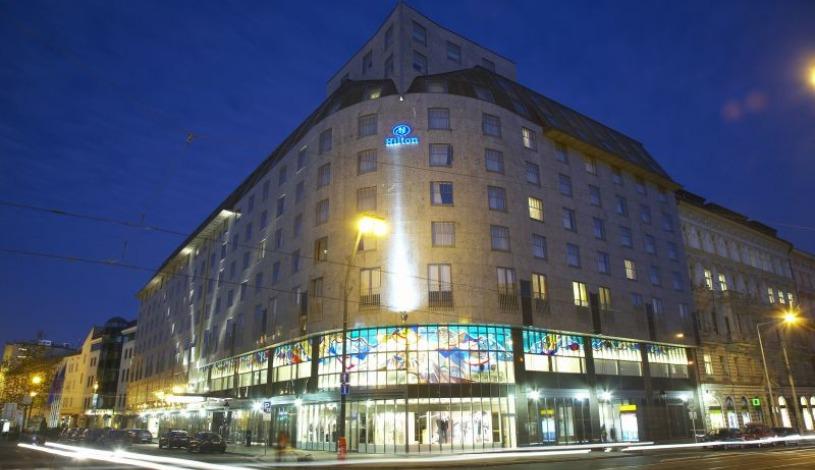 Hotel Hilton Praha Staré Město