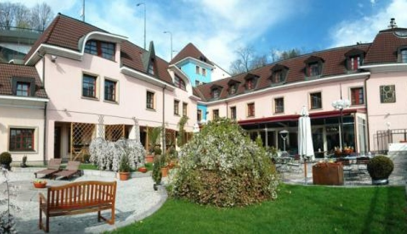 Wellness Hotel Hoffmeister Praha