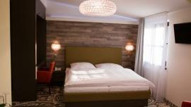 Hotel Freud Ostravice - Dvoulůžkový pokoj LUX s přistýlkou