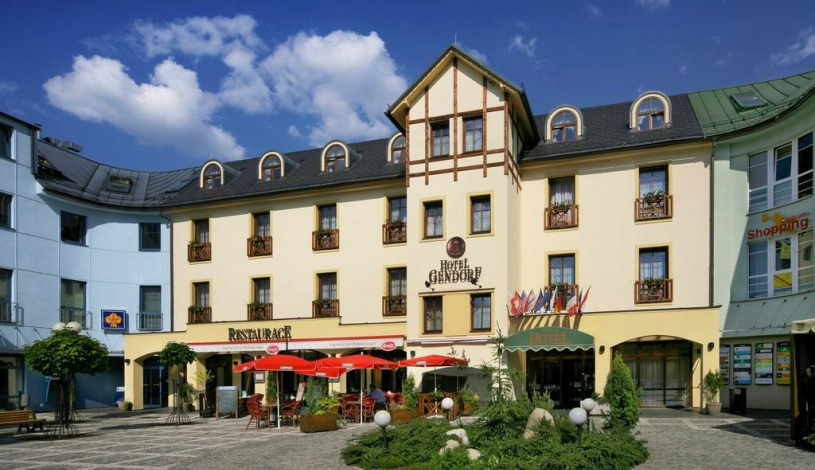 Wellness Hotel Gendorf *** Vrchlabí