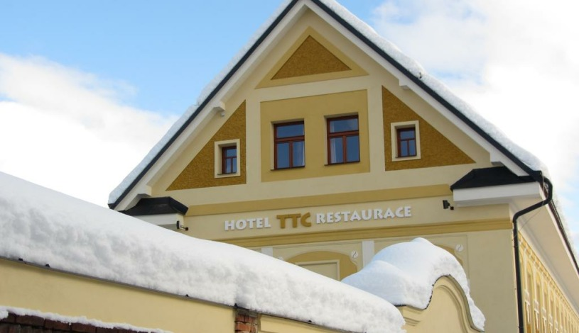 ***Hotel TTC Vrchlabí