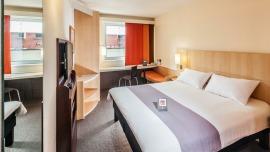 Hotel Ibis Praha Wenceslas Square - Двухместный номер с 1 кроватью или 2 отдельными кроватями