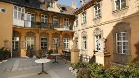 Hotel U Zlatého Jelena Praha