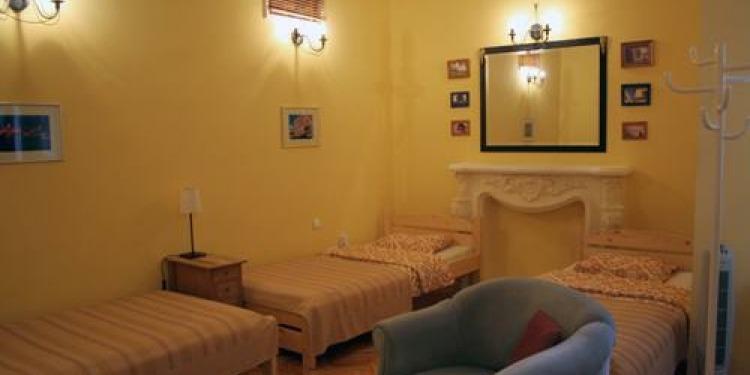 4-ložnicové Apartmá Budapest Belváros s kuchyní pro 10 osob