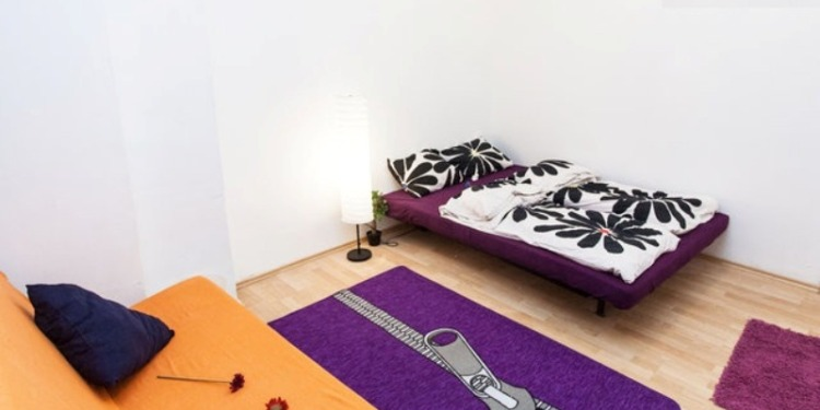 3-ložnicové Apartmá v Budapešti Belváros s kuchyní pro 12 osob