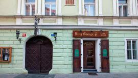 Hotel U króla Jerzego Praha