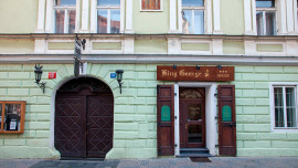 King George Hotel Praha