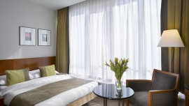 K+K Hotel Fenix Praha - Zweibettzimmer