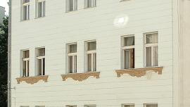 budova - Praha Hotel Trevi - Hotel Aladin ***   Praha