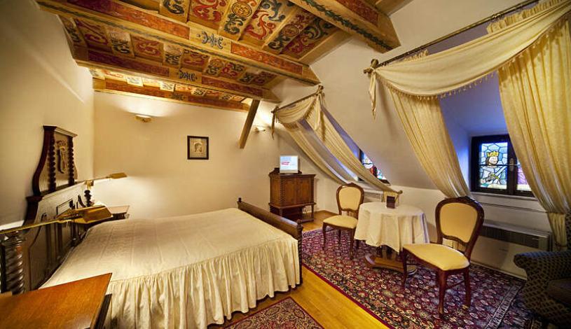 Hotel U Krale Karla Praha - Double room Superior, Junior Suite