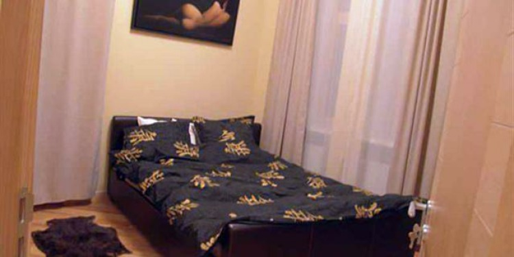 1-bedroom Apartment Riga Centrs with kitchen and with parking