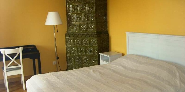 4-bedroom Riga Centrs with kitchen and with parking