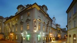 EA Residence u Bíle kuželky Praha