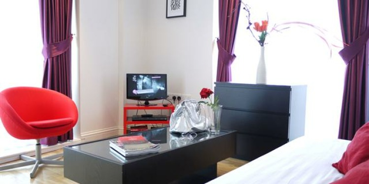 2-bedroom London Islington with kitchen for 6 persons
