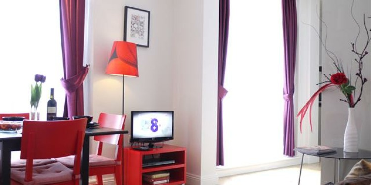 1-bedroom Apartment London Islington with-balcony and with kitchen