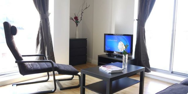 2-bedroom Apartment London Islington with kitchen for 6 persons
