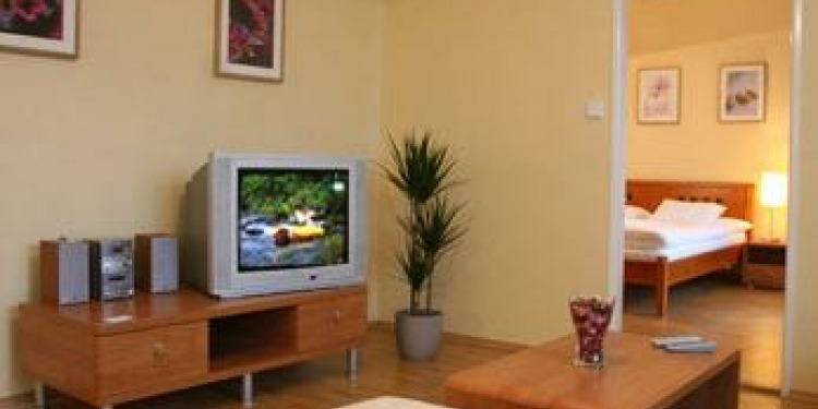 1-bedroom Apartment Bratislava Staré Mesto with kitchen for 4 persons