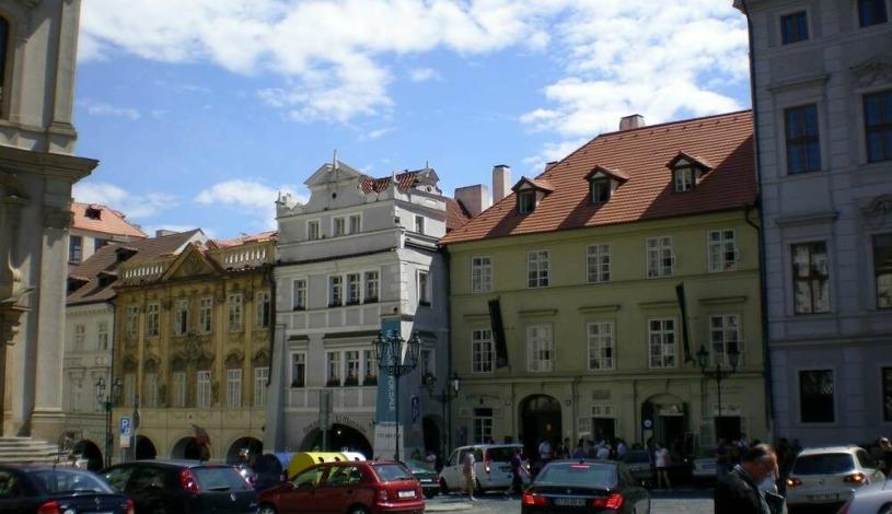 Hotel Little Town Praha