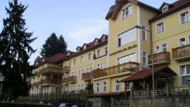 Lázeňský léčebný dům Praha Luhačovice