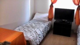Apartments Lux Prague Praha - 1-Schlafzimmer Appartement (2 Personen), Studio - 3 Personen
