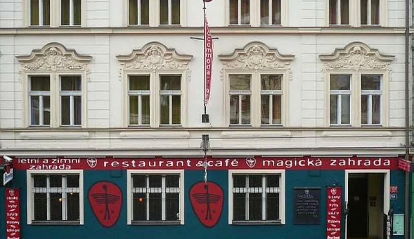 Appartements Magische Garten Praha