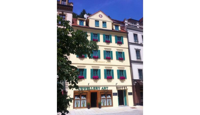Hotel MALTÉZSKÝ KŘÍŽ*** Karlovy Vary